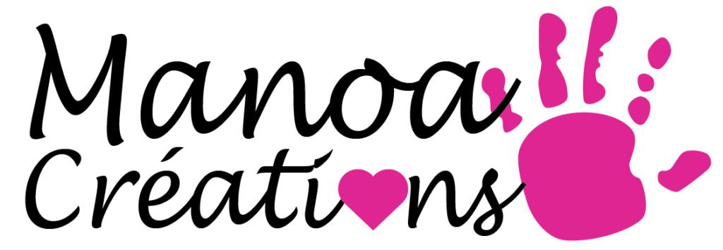 Manoa Créations logo by Chris Freeman.